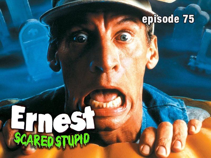 Ernest Scared Stupid Review CFIR