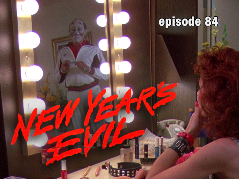 New Year's Evil Review CFIR