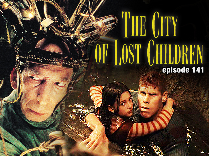 cult film in review podcast episode 141 city of lost children