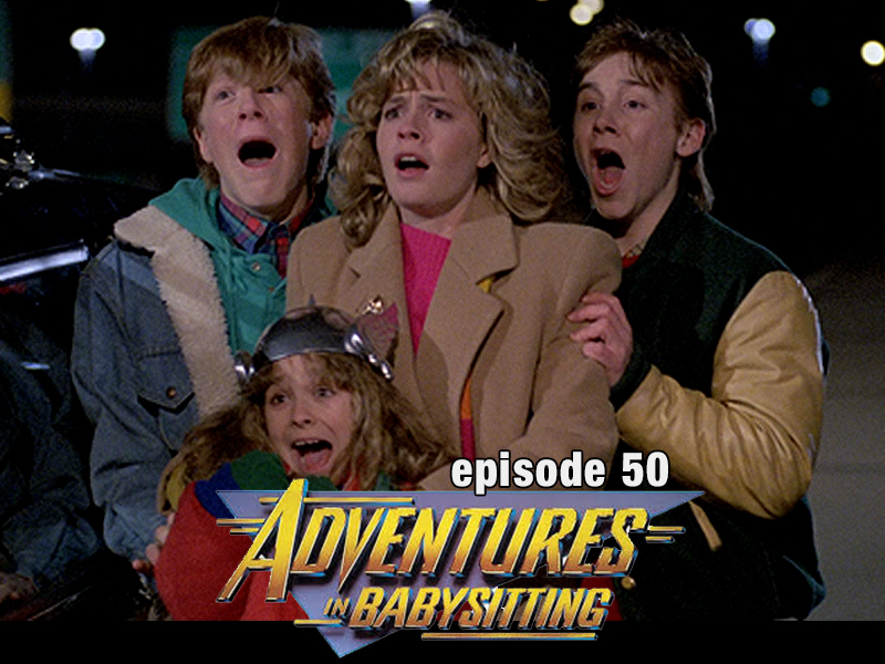 Adventures in Babysitting - Cult Film in Review